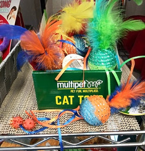 Multipet Cat Toy