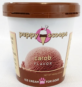 Puppy Scoops Ice Cream Carob