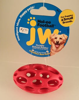 Toy Hol-ee Football Mini