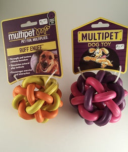 Toy Multipet Ruff Enuff