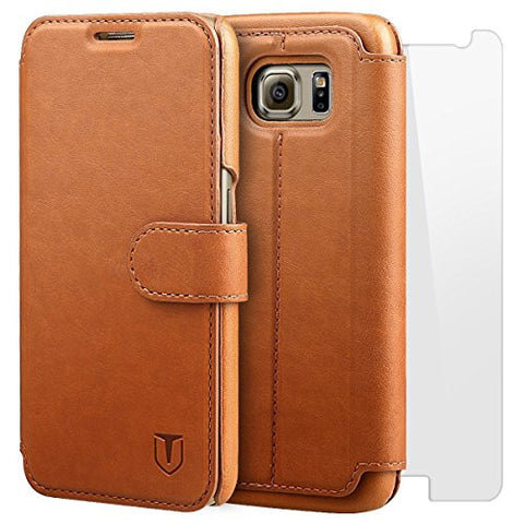 Galaxy S6 Case - Light Brown