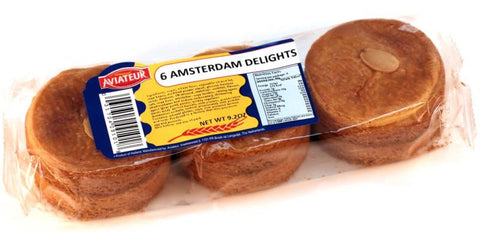 Aviateur Amsterdam Delights - 6 pieces