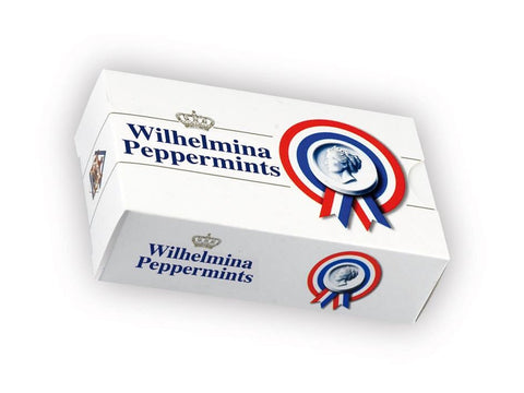 Wilhelmina Peppermint Box