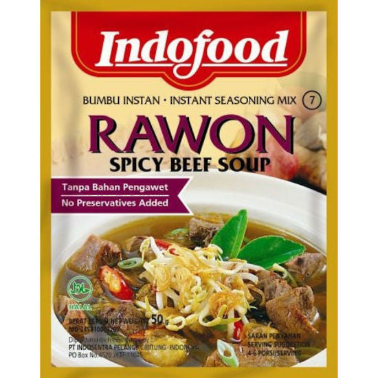 Indofood Rawon 1.6 oz