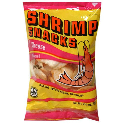 Marco Polo Shrimp Chips original