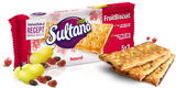 Sultana Fruitbiscuit Naturel 5 packs