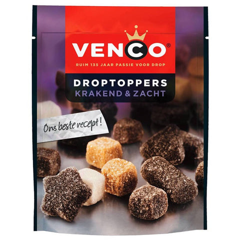 Venco Droptopper Krakend zacht 8.8 oz