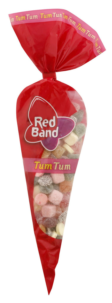 Red Band tum tum prepackaged 8oz.(BAG)