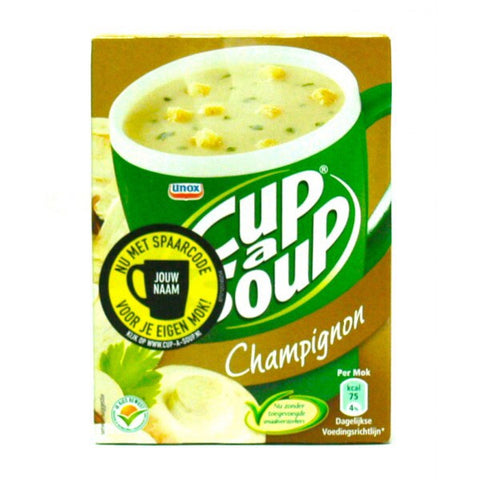 Unox Champion instant soup 3 pack