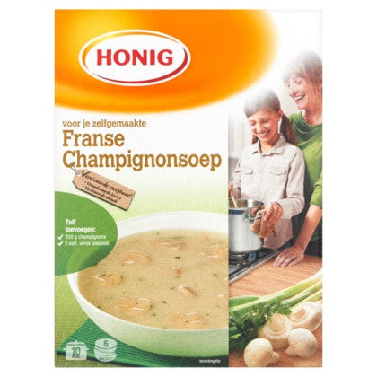 Honig France Champignon soup 2.5 oz