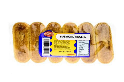 Aviateur kanos Almond Fingers 9.2 oz