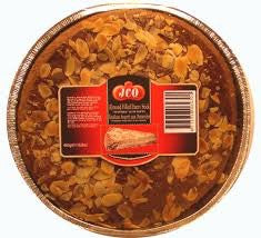JCQ Filled Speculaas pie 400 gr