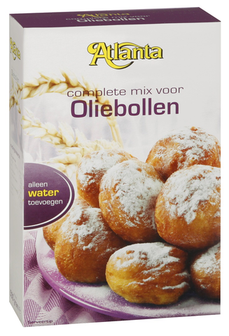 Atlanta Olibollen mix 500 gr