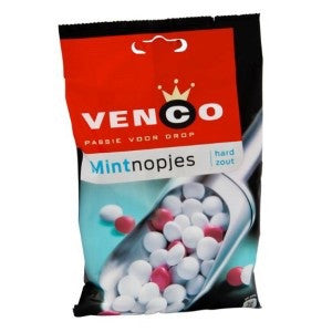 Venco  Mint  Nopjes 6.oz