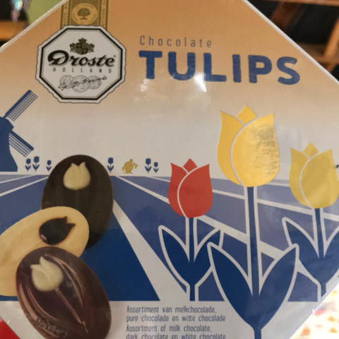 Droste chocolate Tulips 6.12 oz