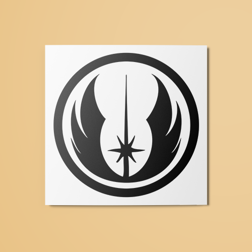 Star Wars - Jedi Order Temporary Tattoo