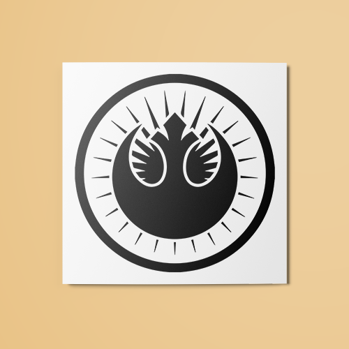 Star Wars New Jedi Order Temporary Tattoo The Random Club