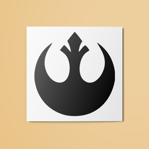 Star Wars - Rebel Alliance Temporary Tattoo