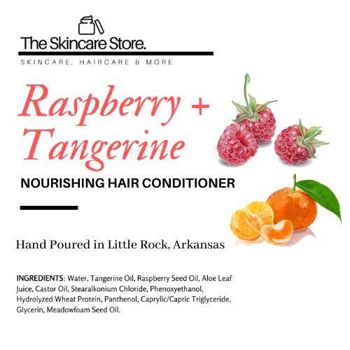 RASPBERRY & TANGERINE Nourishing Hair Conditioner Mask(2-pack)