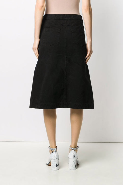 STAY Garment Dye Organic Cotton Skirt