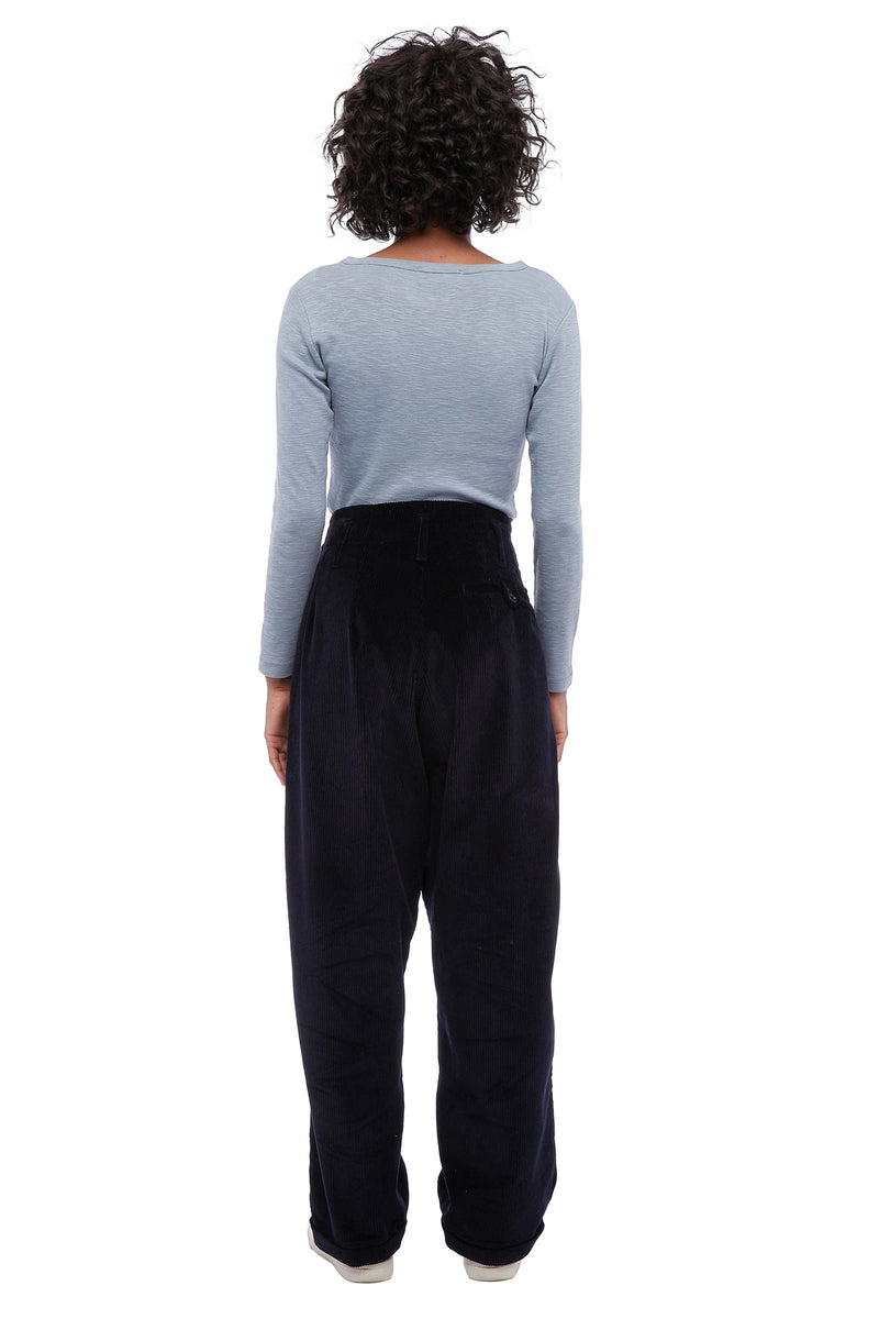KEATON Cotton Cord Trouser