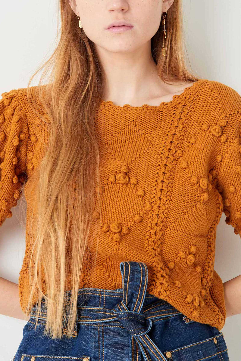 BOREAS Cotton Summer Sweater