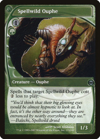 Spellwild Ouphe [Future Sight] | Grey Ogre Games
