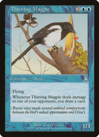 Thieving Magpie [Urza's Destiny] | Grey Ogre Games