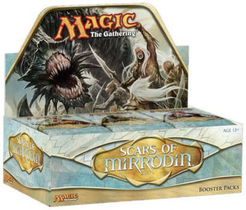 (EN) Scars of Mirrodin Booster Box | Grey Ogre Games