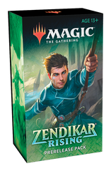 Zendikar Rising ZNR Prerelease Kit | Grey Ogre Games