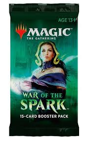 War of the Spark WAR Booster Pack | Grey Ogre Games