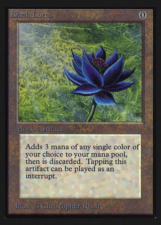 Black Lotus (IE) [Intl. Collectors' Edition] | Grey Ogre Games