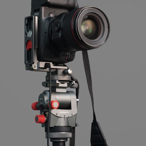 RG-1 Geared Tripod Head is now available!