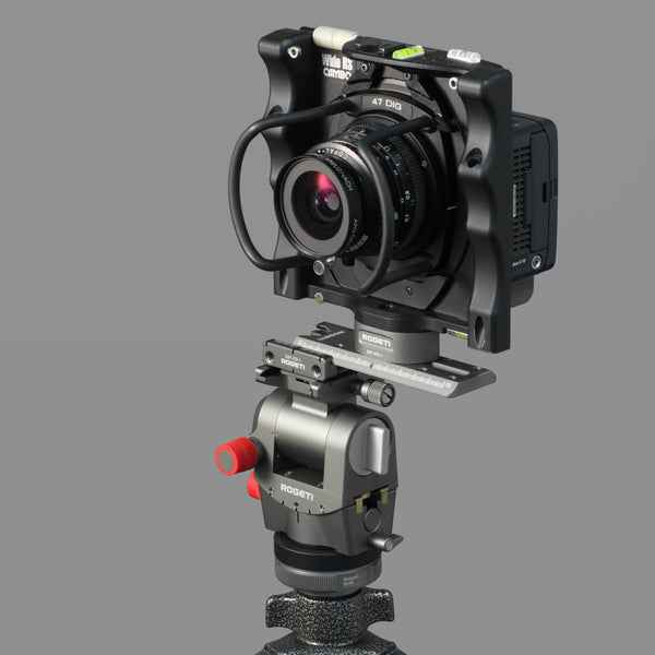 Quick Release Plate for Cambo WRS series tech camera