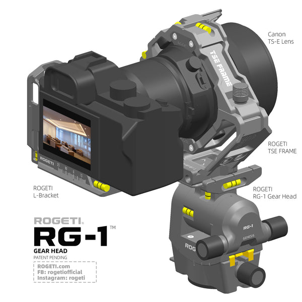 ROGETI Value Set: RG-1 + TSE Frame