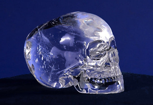 The Mitchell Hedges Crystal Skull