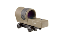1x42 Reflex, Amber 4.5MOA Dot Reticle- CK-FDE