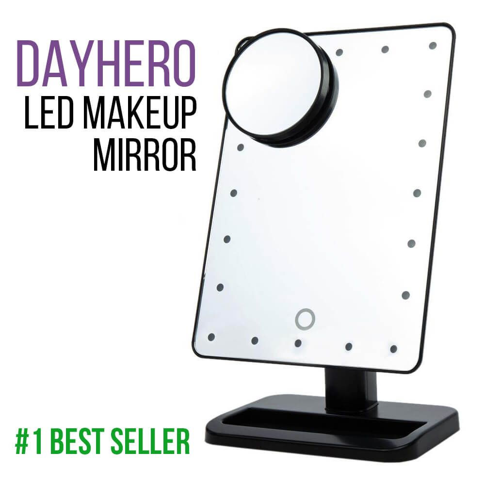 LED Makeup Mirror [2k18 New Release]
