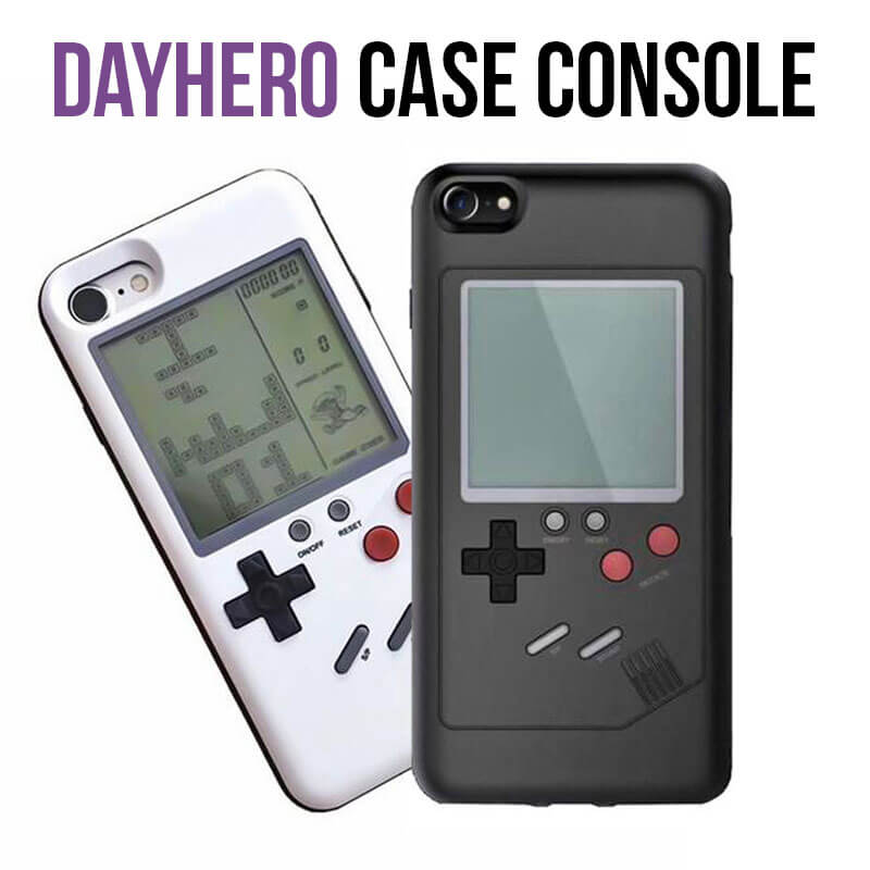 DayHero Case Console™ For iPhone 🎮👾