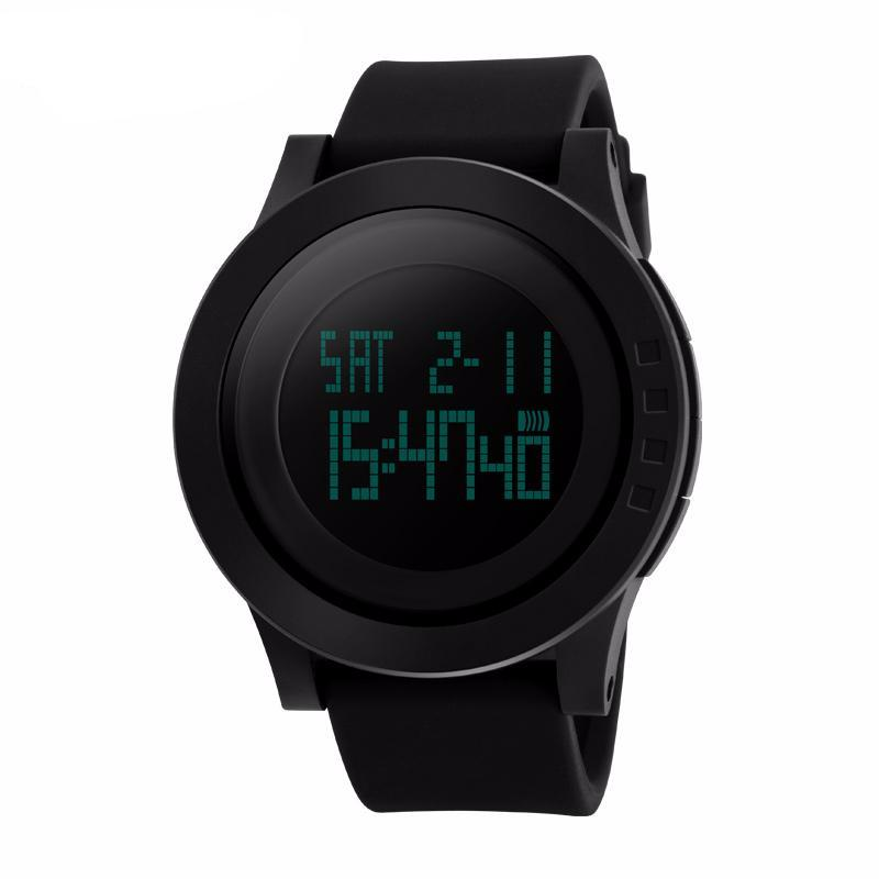 Minimal LED Digital Watch [Waterproof]