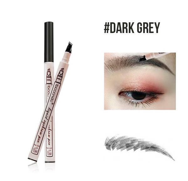 DayHero Microblading Eyebrow Tattoo Pen - Get perfect shape eyebrow [New 2018,  limited time 58% off sale]