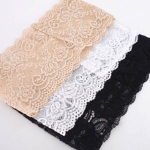 Lace Pocket Anti-Chafing Thigh Bands