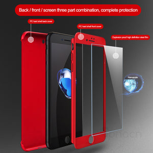 360 Degree Full Cover Case For iPhone