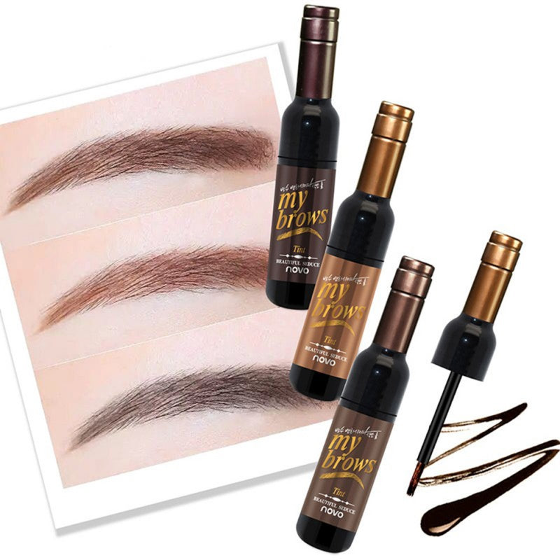 Waterproof EyeBrow Tint Gel [Long Lasting Effect]