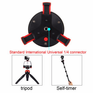 360 Panoramic Tripod Head
