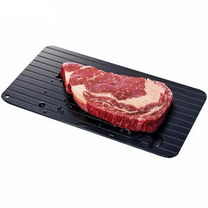 """Chama"" Fast Defrosting Tray [100% Safe]"