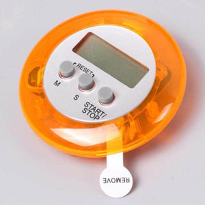 LCD Kitchen Timer