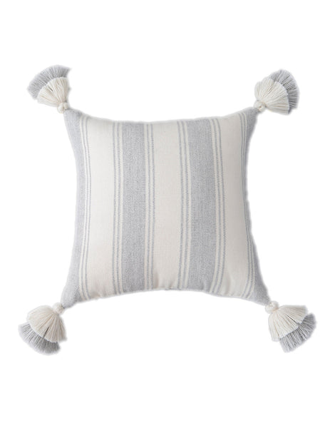 Alpaca Tassel Statement Cushion