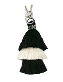 Pima Cotton Keychain