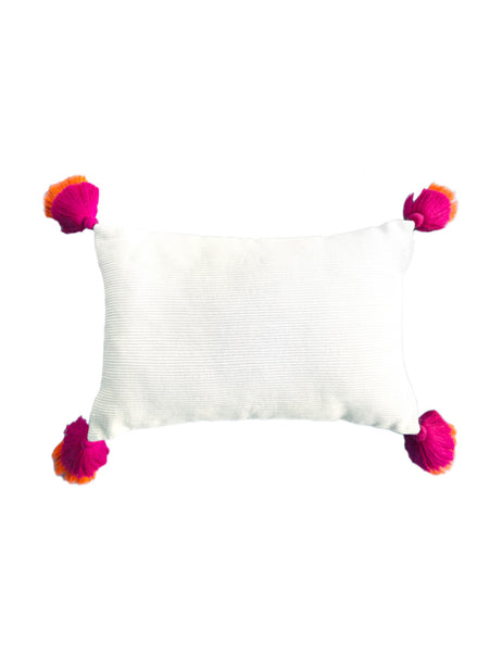 Pima Cotton Statement Cushion